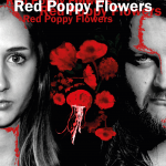 JPG - Red Poppy Flowers - Pressefoto - mit Titell